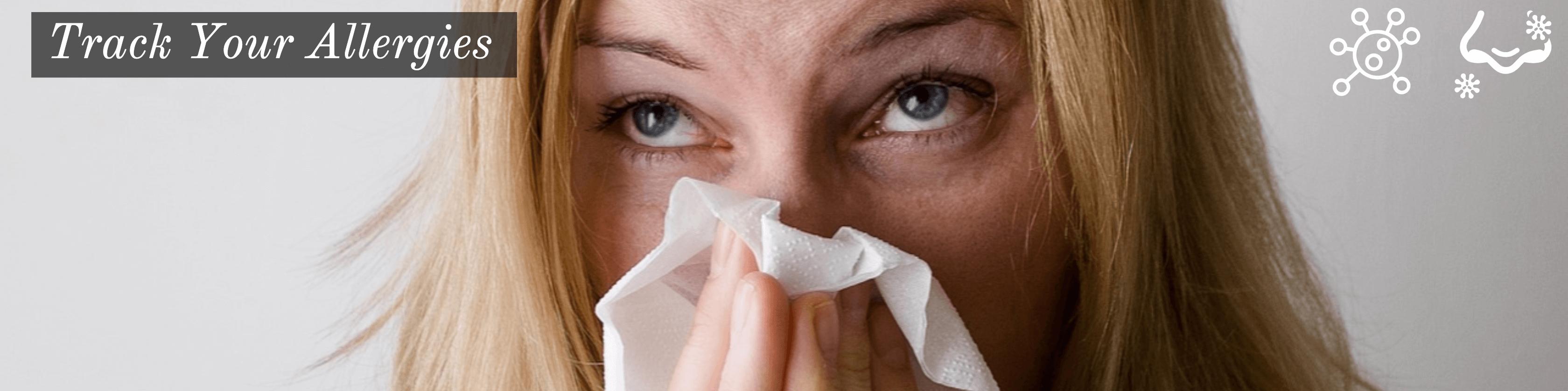 allergy tracker