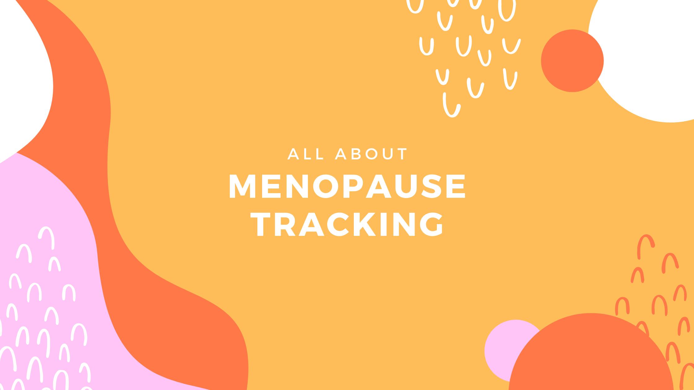 menopause tracker