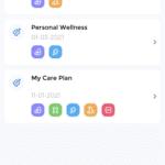 Care Plan list