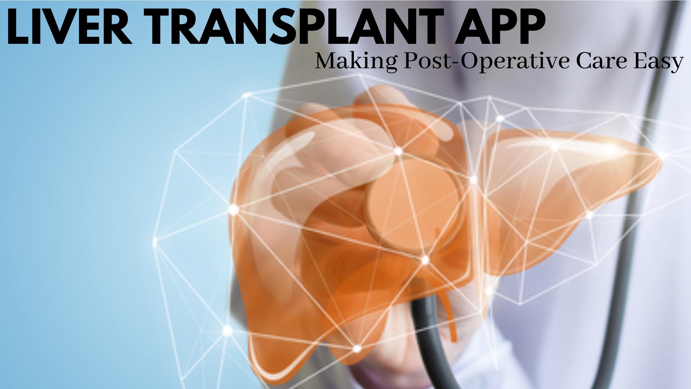 liver transplant app