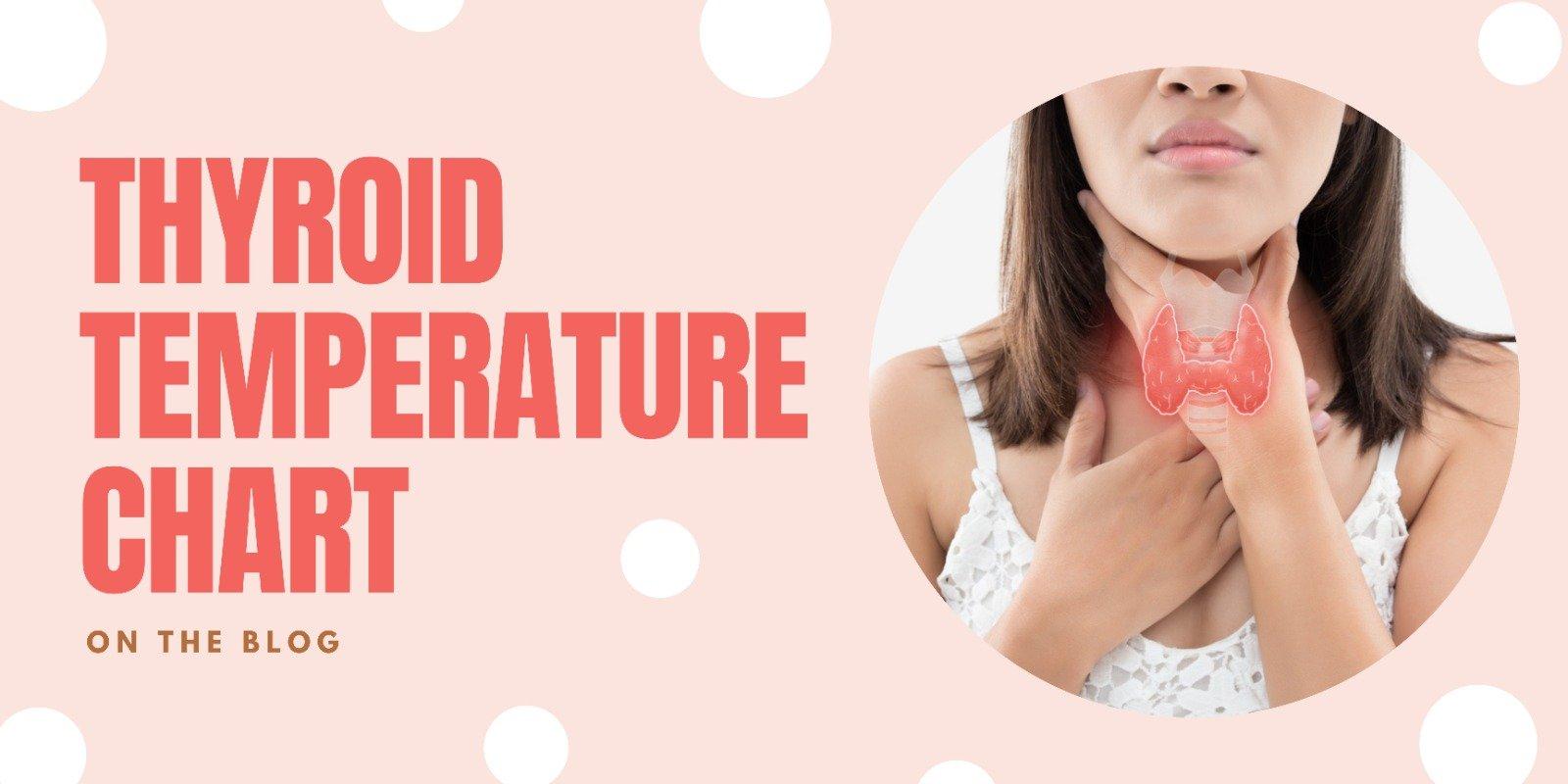 Thyroid Temperature Chart